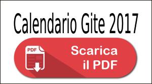 Calendario Gite 2017