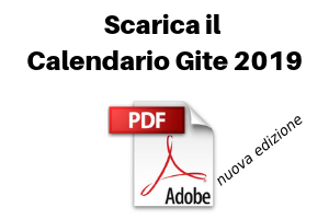 Calendario Gite 2019