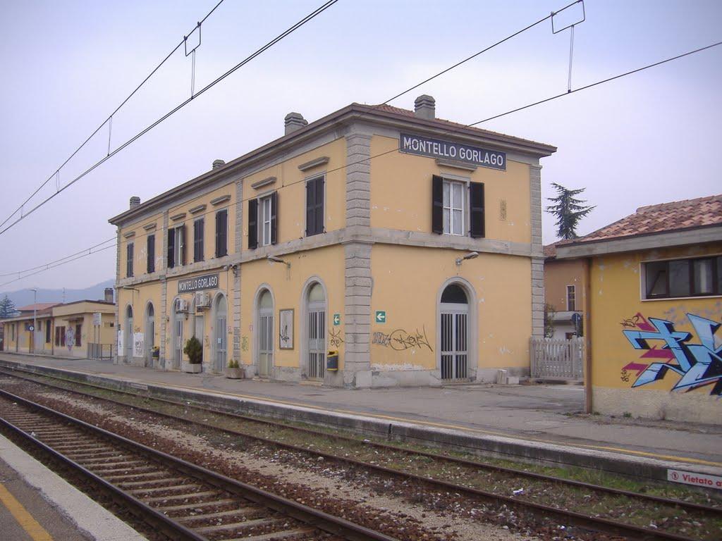 Stazione Fs di Montello Gorlago